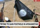 Flagi dżihadystów pod Kabulem. Państwo Islamskie walczy z talibami o dusze i umysły muzułmanów