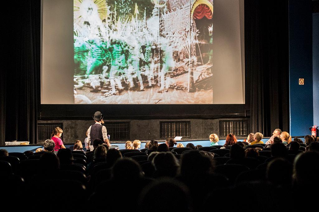 Festiwal filmowy Kino Dzieci z muzyką na żywo / Foto: Alicja Szulc/materiały prasowe
