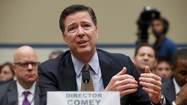 Dyrektor FBI James Comey