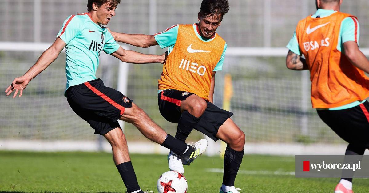 1d318bc78 Euro U21. Piłkarze reprezentacji Portugalii trenowali w Gdyni - zdjęcie nr  12
