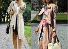 Street fashion: klasyczny trencz wed�ug naszych czytelniczek