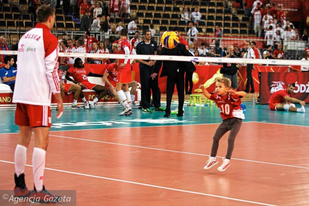Polska - Brazylia za darmo w sport.pl (TOMASZ STAŃCZAK)