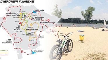 Trasy rowerowe w Jaworznie