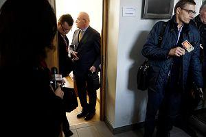 Aleksander Gawronik stanie w środę przed sądem. Podżeganie do zabójstwa Ziętary