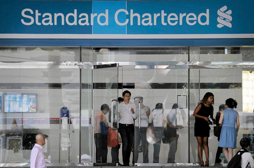 Bank Standard Chartered w Singapurze