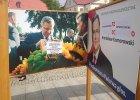 Strollowali kampanię wyborczą Bronisława Komorowskiego