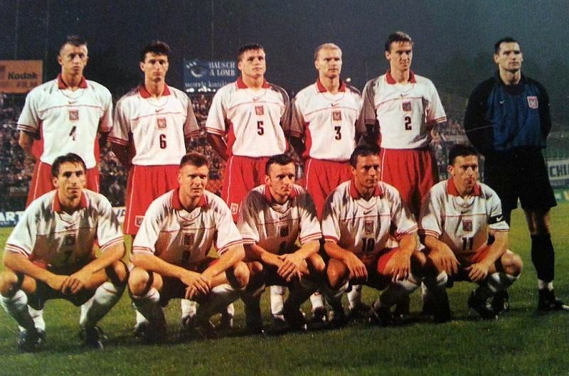 Polska jedenastka z meczu z Węgrami
