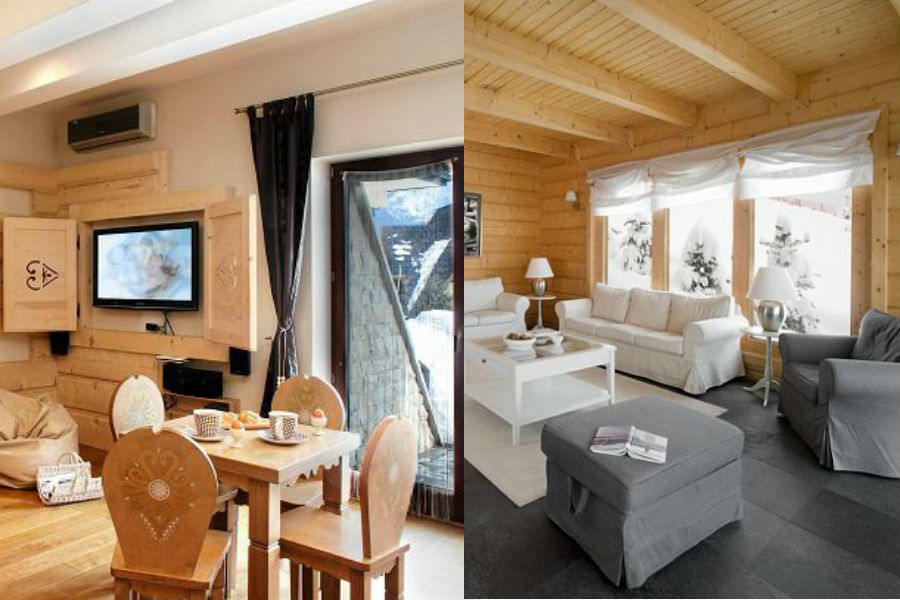 Ukochany Najpiękniejsze dodatki do mieszkania w górskim klimacie @YG-36