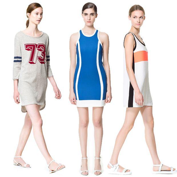Zara - sukienki