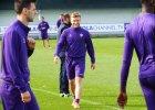 """""""Quindici minuti"""". Fiorentina i Jakub B�aszczykowski trenowali przed meczem z Lechem Pozna� [ZDJ�CIA]"""