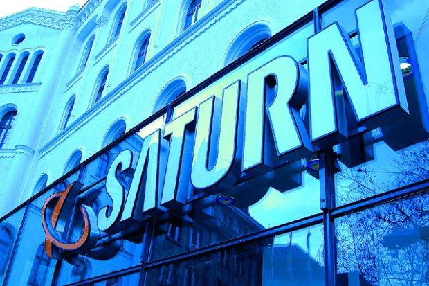 Sklep Saturn, sieci należącej do Metro Group