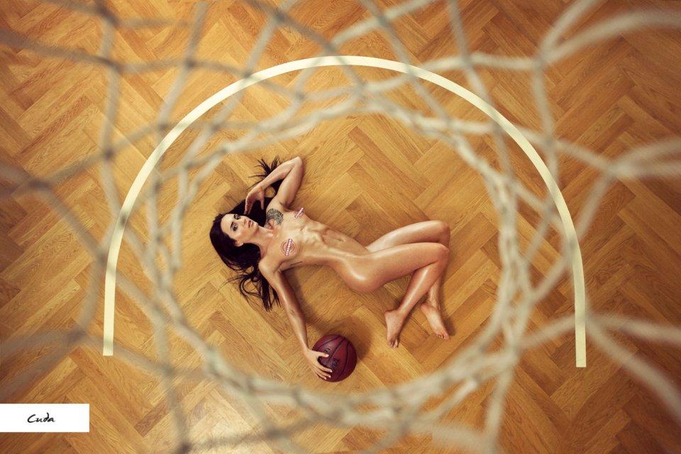 Zdjęcie numer 5 w galerii - Fotografuje sportsmenki by pomóc młodym talentom. Zobacz niezwykłe zdjęcia krakowskiej fotografki