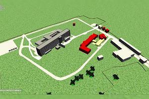 Plan rozbudowy szpitala na Bielanach w Toruniu