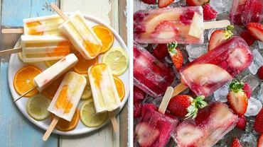 Przepisy na pyszne i lekkie lody do przygotowania w domu
