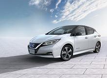Nowy Nissan Leaf - elektryczny samochód w bardzo dobrej cenie