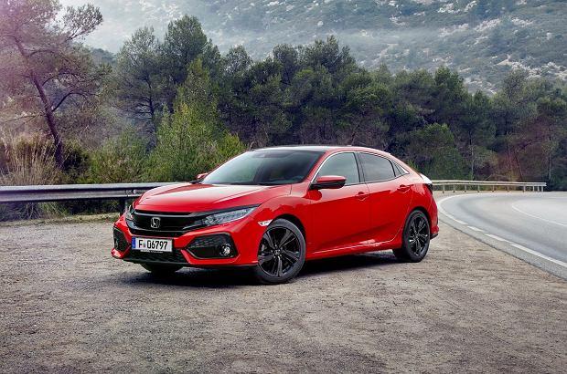Honda Civic - samochód jak magnes