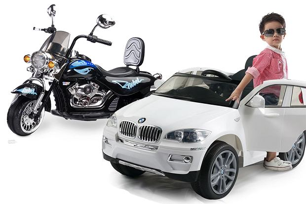 Pojazdy elektryczne dla dziecka