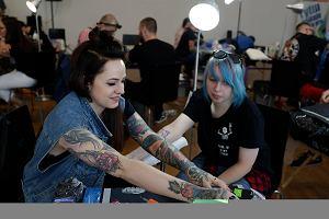 Maszynki nie stygły: tatuowali dla dzieci i zwierząt