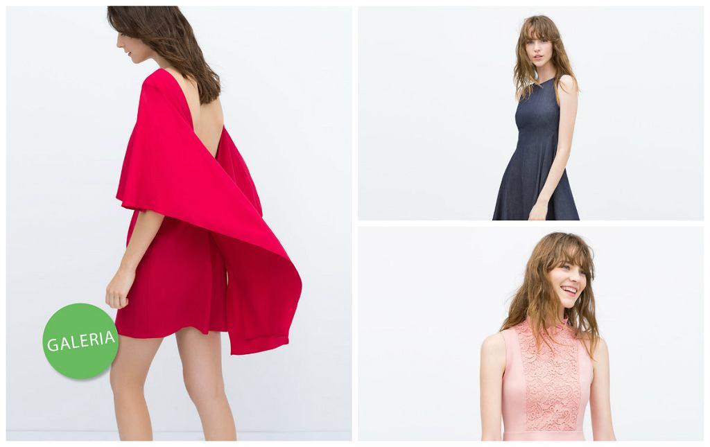 7e9fbd5504 Przegląd  sukienki z Zary na lato  GALERIA!