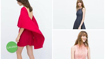 48572f0540 Przegląd  sukienki z Zary na lato  GALERIA!