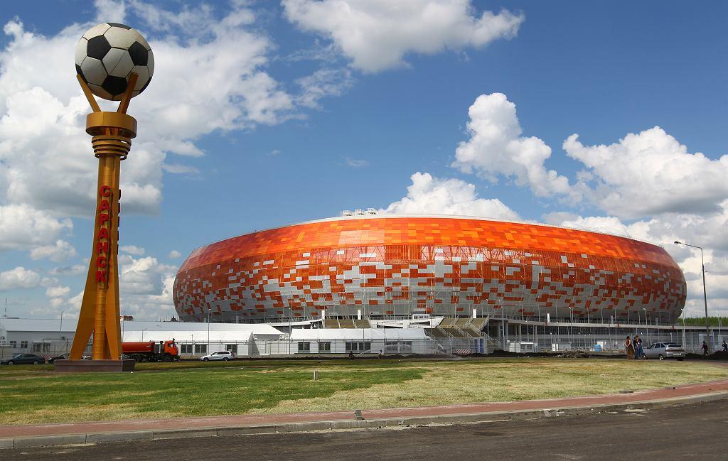 Stadion w Sarańsku, na którym odbędą się mecze Mistrzostw Świata 2018
