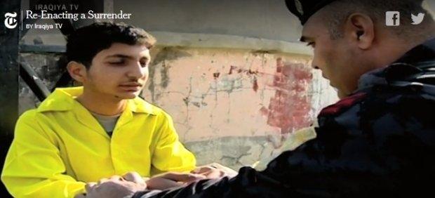 Reality show w irackiej telewizji: Jak oni si� wysadzaj�