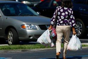 997dcae409a45 Kalifornia wprowadziła zakaz używania foliowych torebek jednorazówek