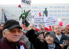 """Manifestacje KOD w Katowicach i Bielsku-Białej. """"Moc jest z nami, obywatelami!"""""""