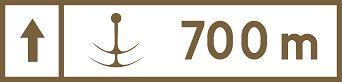 Znak E-7