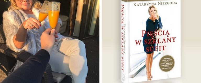 Katarzyna Niezgoda powraca do showbiznesu z nową książką i... nową figurą