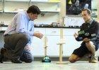 Amerykanie stworzyli robota, kt�rym steruj� bakterie