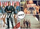 """Alessandra Ambrosio i Doutzen Kroes w towarzystwie s�ynnego komika na ok�adce """"Vanity Fair""""! Z kim pozuj� modelki?"""