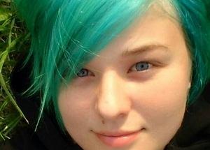 Gdy mam potrzebę życiowej zmiany - zmieniam kolor włosów