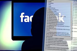 Co Facebook wie o tobie?