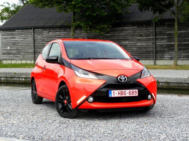 Nowa Toyota Aygo