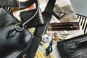 Skórzane paski, portfele i torby - stylowe dodatki każdego mężczyzny
