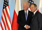 Biden uspokaja Warszawę: USA gotowe do obrony sojuszników
