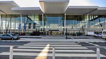 Terminal na wrocławskim lotnisku