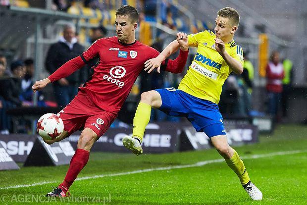 Zdjęcie numer 4 w galerii - Ekstraklasa. Legia ponownie wypożycza Mateusza Szwocha do Arki Gdynia