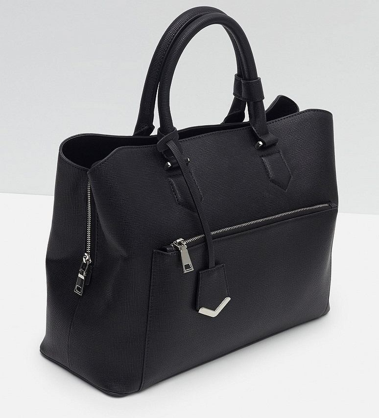 4f310eae91ed5 Eleganckie i pojemne torebki do pracy - zdjęcie nr 21