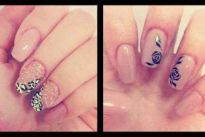 Pomys� na paznokcie: dwa sposoby na nude manicure