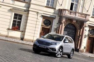 Honda CR-V 1.6 i-DTEC - test | Pierwsza jazda