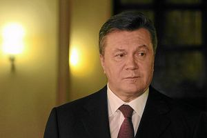Interpol wyda� list go�czy za Wiktorem Janukowyczem