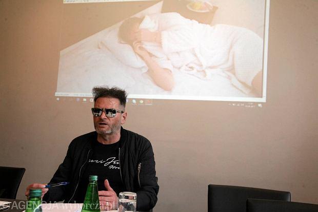 Zdjęcie numer 1 w galerii - Rutkowski robi show ze śmierci Magdy. Zero faktów, fałszywe zdjęcie