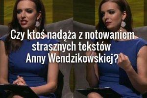 Anna Wendzikowska