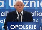 Zbliżają się wybory samorządowe 2018. Prezes PiS Jarosław Kaczyński przemawiał w Opolu