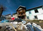 Limanowa: Romowie nie chcą się wyprowadzić ze zrujnowanego domu