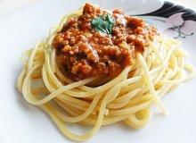 Spaghetti a'la bolognese - ugotuj