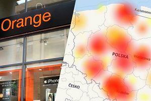 Awaria VoLTE w Orange