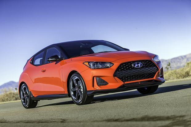 Hyundai Veloster - powraca nieudany model. Czy tym razem odniesie sukces?